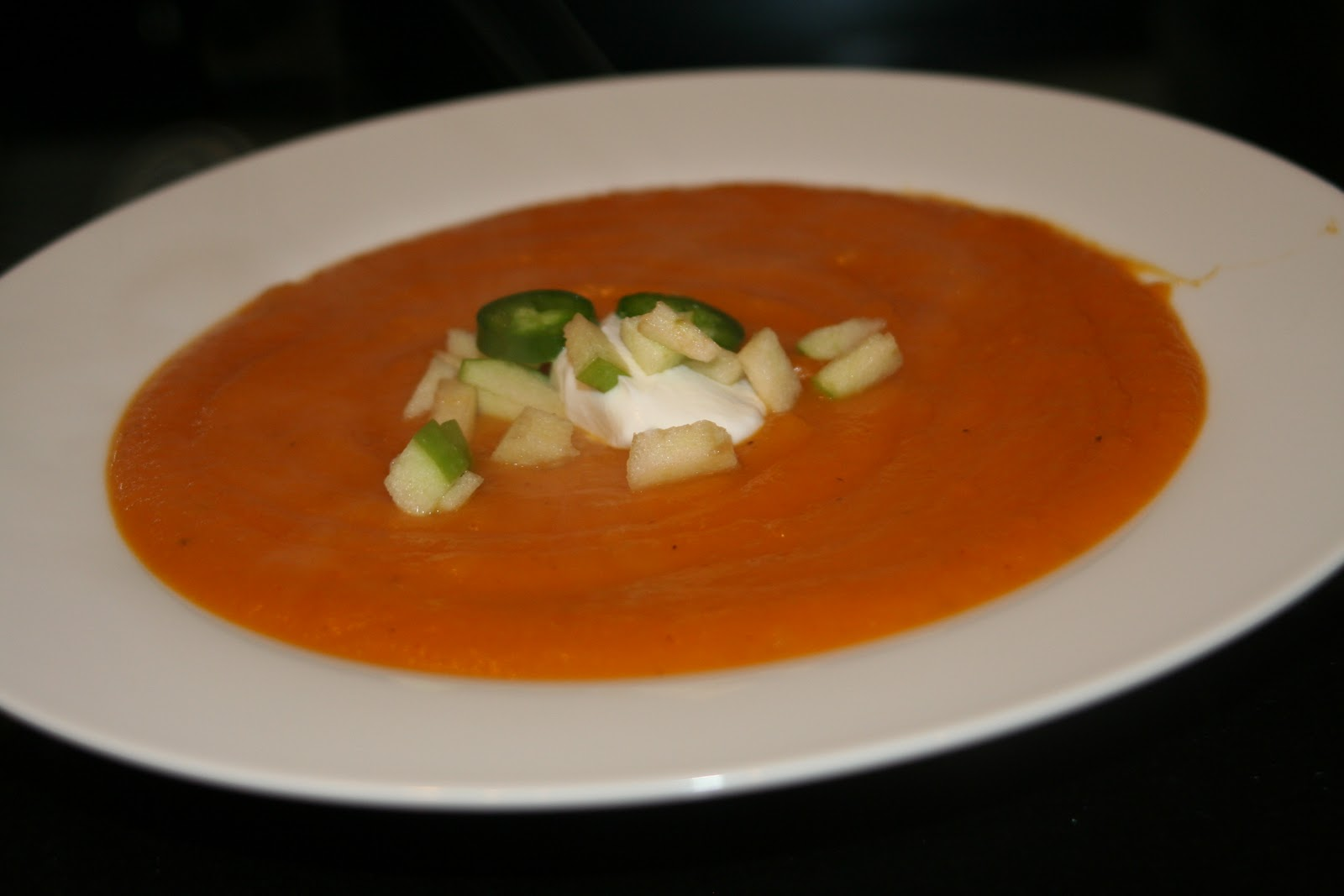 Capital Chef: Apple-Butternut Squash Soup