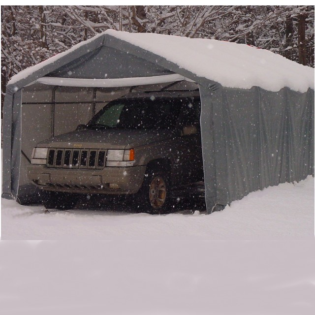 Benefits Of Using A Snow Canopy & Ace Canopy: Benefits Of Using A Snow Canopy