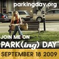 Park(ing) Day badge