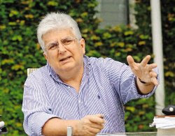 Fernando Berrocal (Photo by La Nacion newspaper)