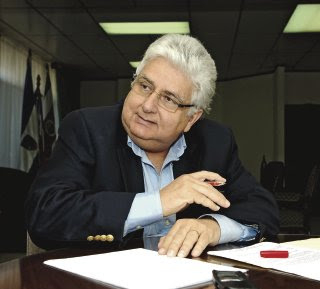 Former Security Minister Fernando Berrocal (Photo: La Nacion / FILE)