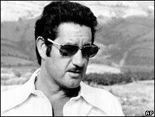 1974 picture of Robert Vesco. (AP Photo)