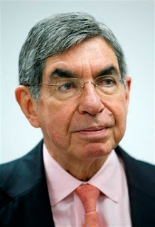 Costa Rican President Oscar Arias (AP/File Photo)