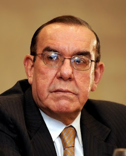 Minister of the Presidency Rodrigo Arias(Photo by Getty Images)