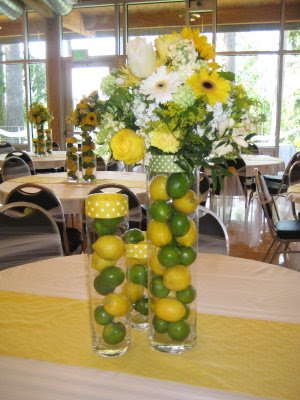 I 39m having several large glass cylinder vases filled with lemons and limes