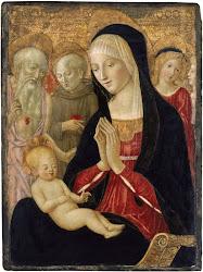 1 de enero: SANTA MARÍA, MADRE DE DIOS. Solemnidad. De precepto