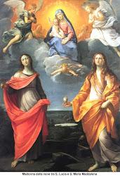 5 de agosto: DEDICACIÓN DE LA BASÍLICA DE SANTA MARÍA. Virgen de las Nieves. Memoria libre
