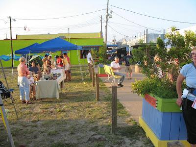Carolina Beach Boardwalk Art Show
