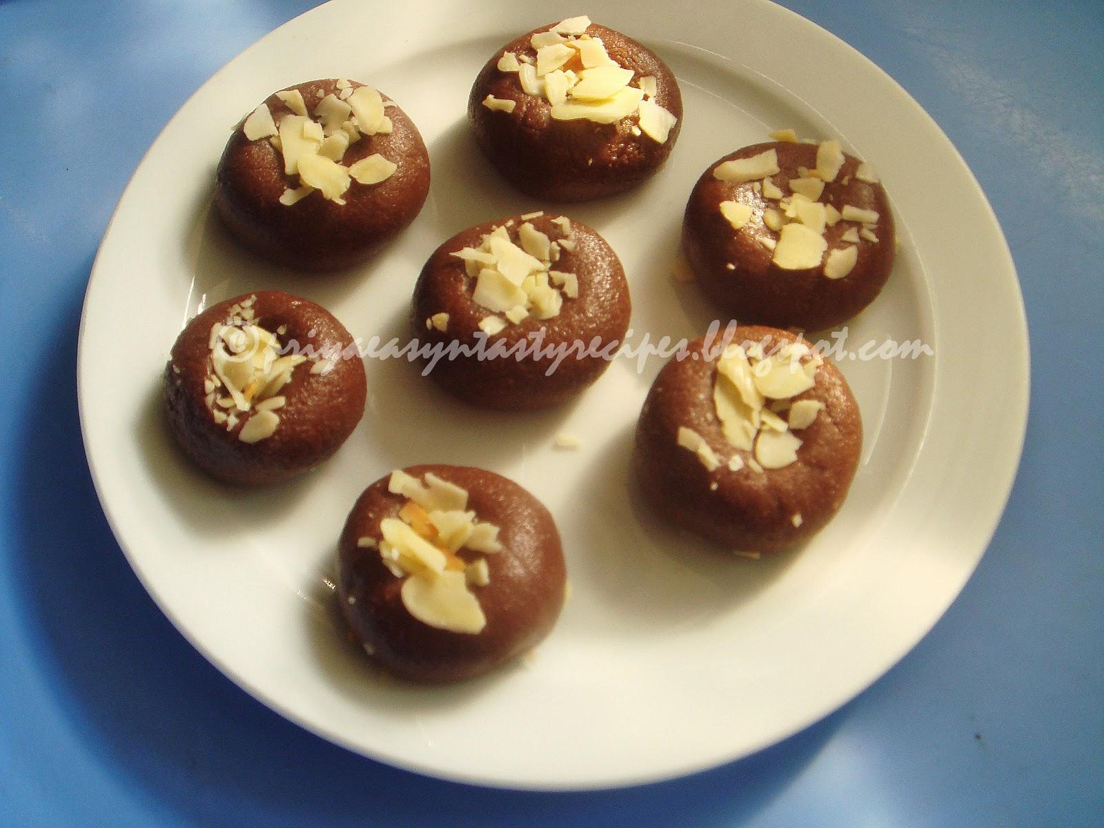 Microwave chocolate peda recipes recipe forumfinder Choice Image