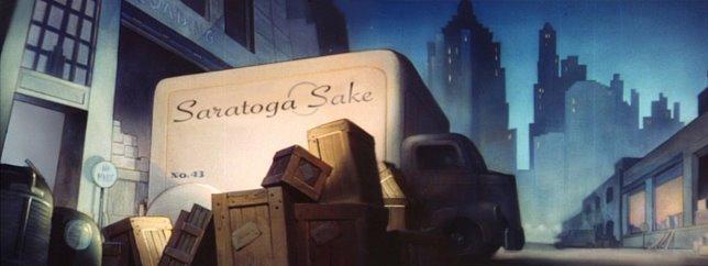 Saratoga Sake