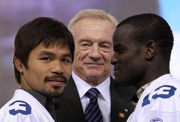 Pacquiao vs Clottey