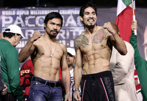 Pacquiao Vs Margarito After