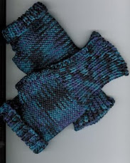 Midgauge Fingerless Mitts