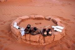 Chagaga Dunes, Sahara Desert