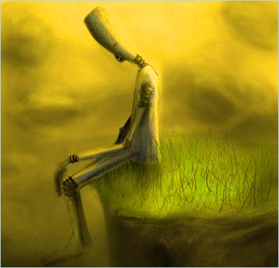 Buncha Bloggin': The Deep Dark Sadness