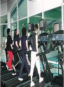 Splashworld Waterford Gym
