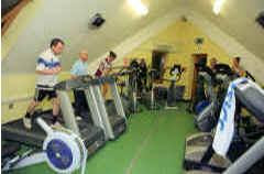 Sean Kelly Sports Centre Tipperary Gym