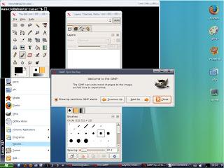 lxp screenshot