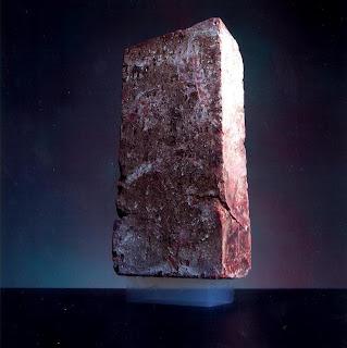 Aerogel brick