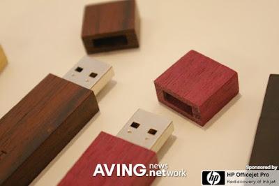 Wooden Computer Accessories
