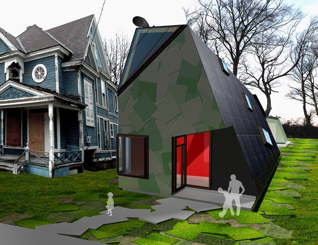 Geadi la casa h brida el nuevo concepto de la for Concepto de arquitectura