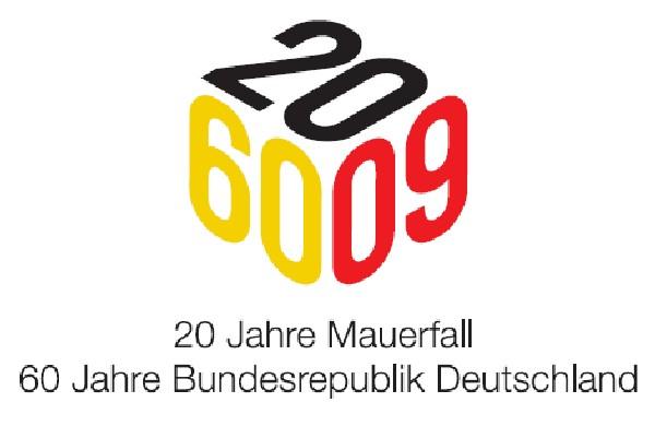 20 O 60 09 Jahre Mauerfall Bundesrepublik Deutschland