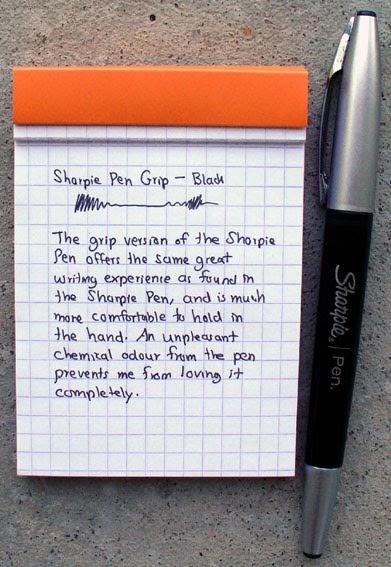 A Penchant For Paper Sharpie Pen Grip