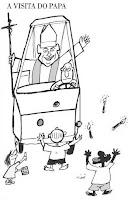 A Visita do Papa