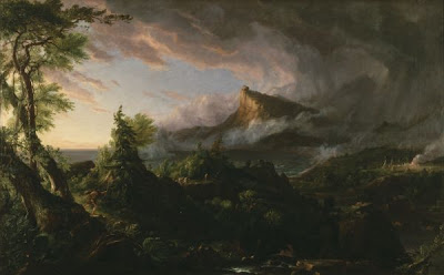 Thomas Cole The Savage State