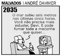 Malvados, André Dahmer