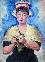 Madame Defarge, Luis Quintanilla, Dorothy Parker