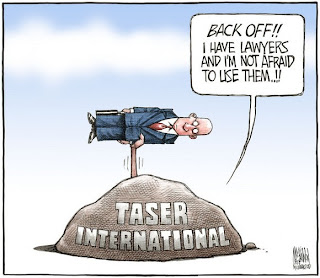 Taser International, David Neave
