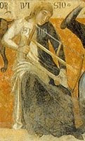 Lorenzetti Allegory of Bad Government detail Division