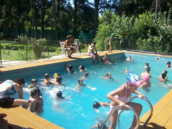 HOTEL DE CAMPO, GRANJA EDUCATIVA Y PILETA DE NATACION!!