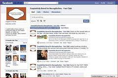 EBiN Lives @ Facebook