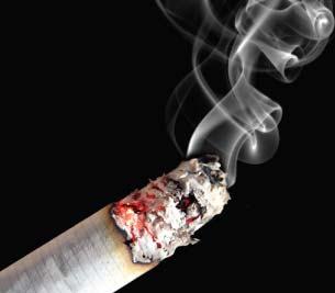 O que espera pela pessoa que deixou de fumar