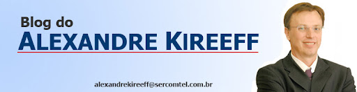 Blog do Alexandre Kireeff