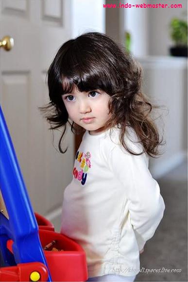 Anak Kecil Tercantik Di Dunia