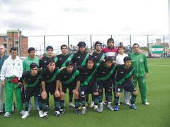 13 º fecha Liga Sur 2008