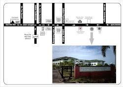 Pelan Lokasi Kompleks Pendidikan Muassasah Darul Ulum