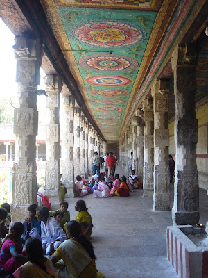 temple hindou de madurai sur marnicoasia.blogspot.com