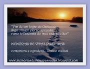 Selo das 10 mil visitas do blogue Memórias de Vidas Passadas