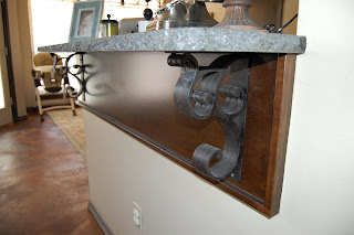 for the best selection of decorative iron corbels and brackets on the market visit