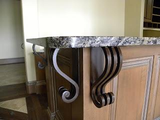 iron corbels counter top support brackets iron brackets