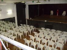 ALUGA SE TEATRO PARA EVENTOS