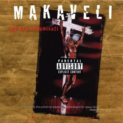 Makaveli - The Don Killuminati: 7 Day Theory (1997)