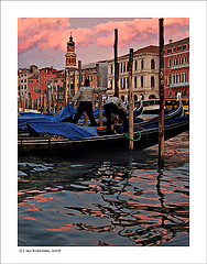 Venice by Ian Bramham