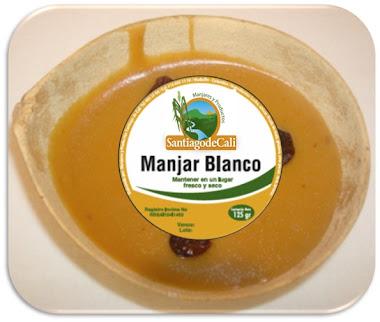 Manjar Blanco ColombianoManjar Blanco Colombiano