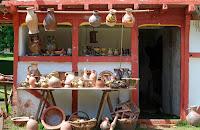 Potter's shop (?)