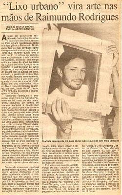 Raimundo Rodriguez - O Povo na Rua